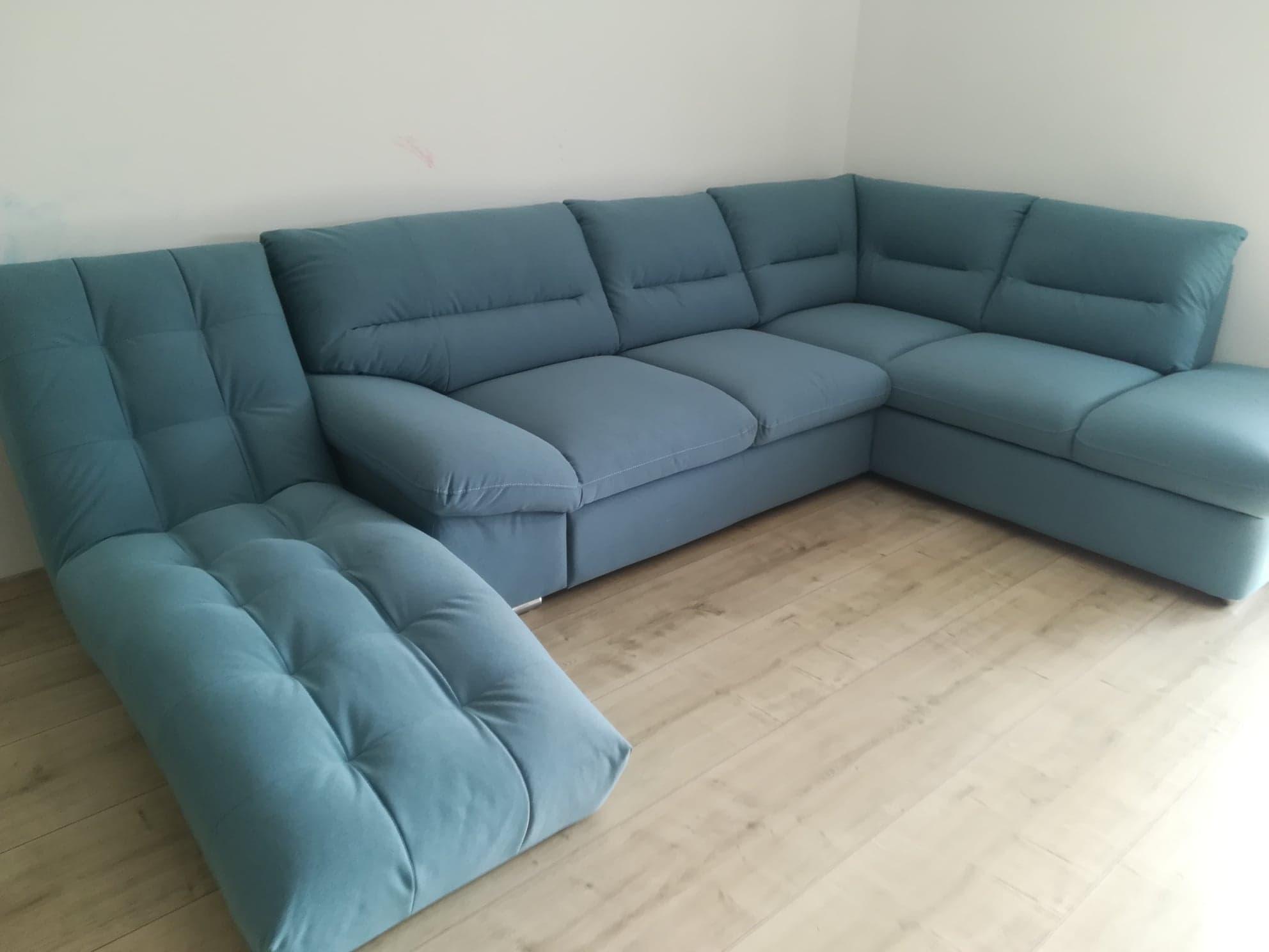 canapea cu sezlong